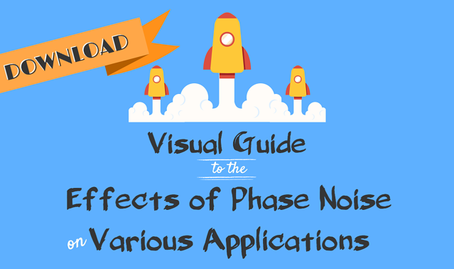 Effects of Phase Noise on Various Applications